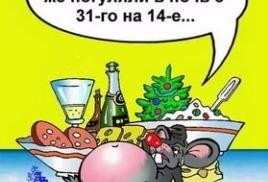 Отмена новогодних каникул и 31 декабря – выходной